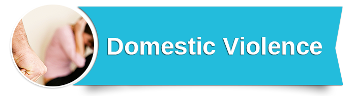 Domestic Violence small banner