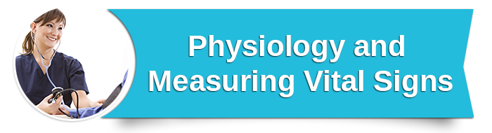 Physiology and Measuring Vital Signs small banner
